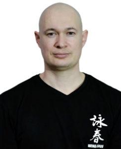 Кун-фу Вин Чун. Инструктор: Анатолий Иваненко