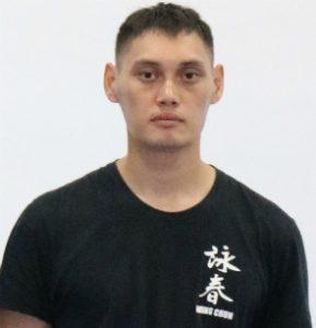 Кун-фу Вин Чун. Инструктор: Алмат Калдыбай.