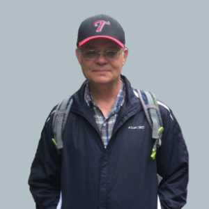 Майк Адамс руководитель школы Вин Чун вАлматы